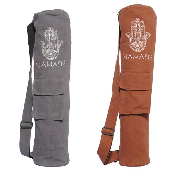 Namaste Hamsa Yoga Mat Bag (Nepal)