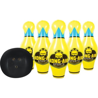Franklin Sports Kong-Air Sports Bowling Set
