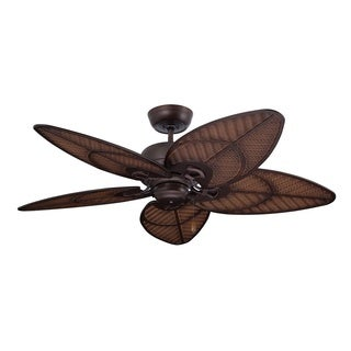 Emerson Batalie Breeze 52-inch Venetian Bronze Indoor/Outdoor Ceiling Fan