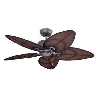 Emerson Batalie Breeze 52-inch Vintage Steel Indoor/Outdoor Ceiling Fan