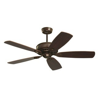Emerson Prima 52-inch Venetian Bronze Traditional Energy Star Ceiling Fan with Reversible Blades