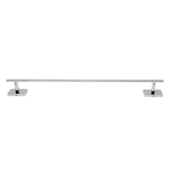 Genoa Series 24-inch Chrome Towel Bar