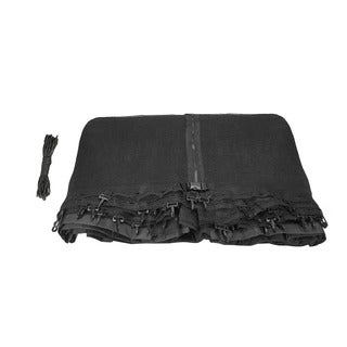 Upper Bounce Trampoline Replacement Net for 8-foot Round Frames