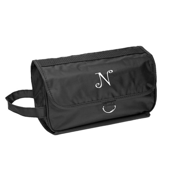 Personalized Jetsetter Hanging Toiletry Bag