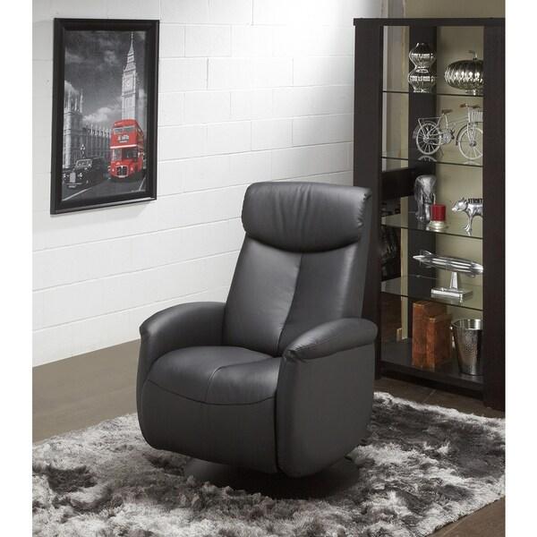 Marshall Black Recliner Chair