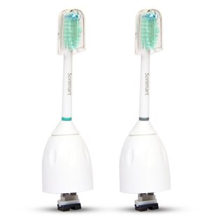 Sonimart Replacement Toothbrush Heads for Philips Sonicare E-Series HX7022 (Pack of 2)
