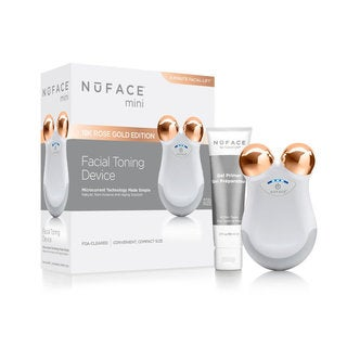 NuFACE White Rose Facial Toning Device