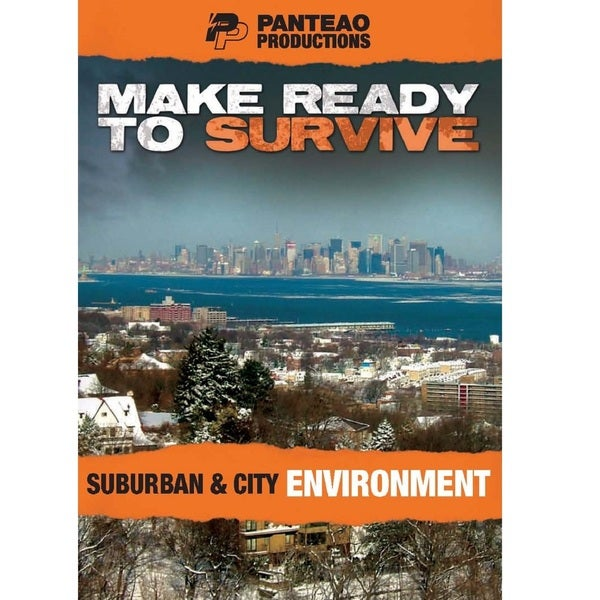 Make Ready to Survive Suburban and City Environment