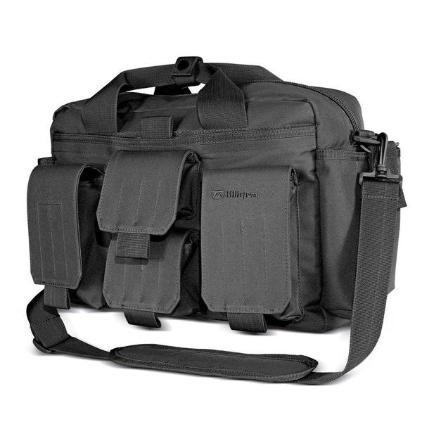 Kilimanjaro Concealed Carry Modular Response Bag Black