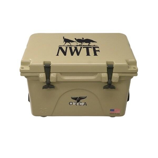 ORCA 26 Quart NWTF-Natl Wild Turkey Federation Cooler