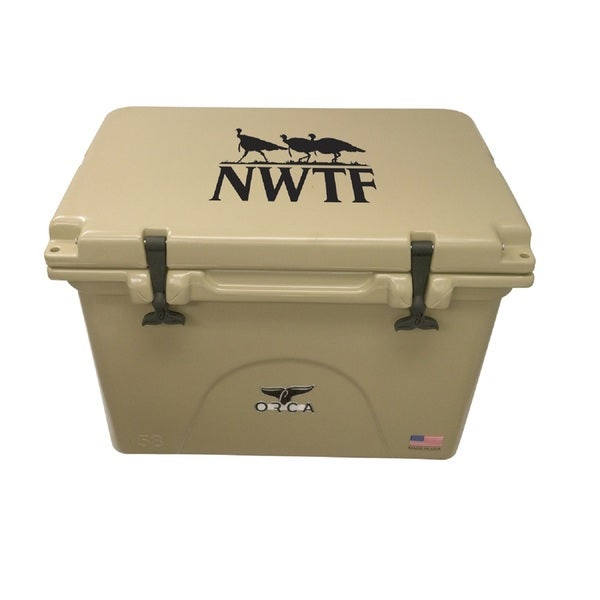 ORCA 58 Quart NWTF-Natl Wild Turkey Federation Cooler