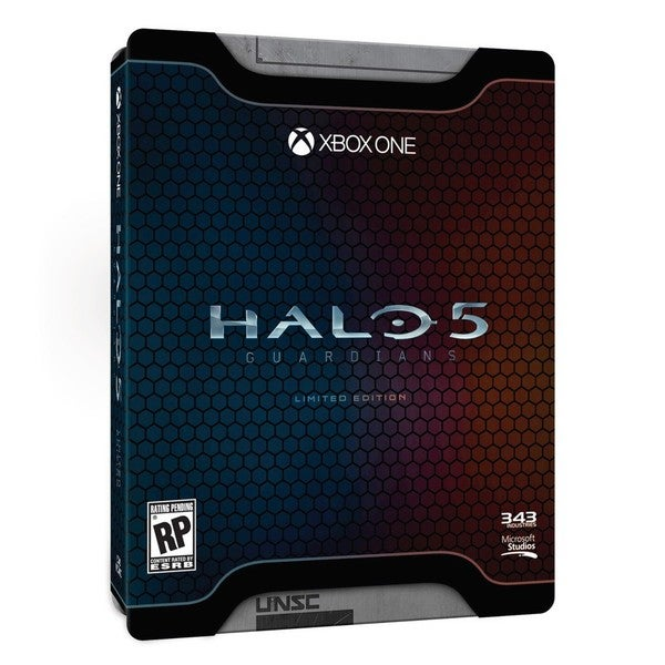 Xbox One - Halo 5: Guardians Limited Edition 16160844