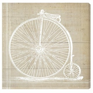 Blakely Home 'Victor Bicycle' Canvas Art