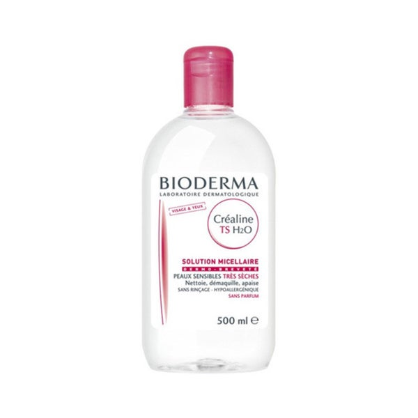 Bioderma TS Sensibio Crealine H2O Micelle for Sensitive Skin