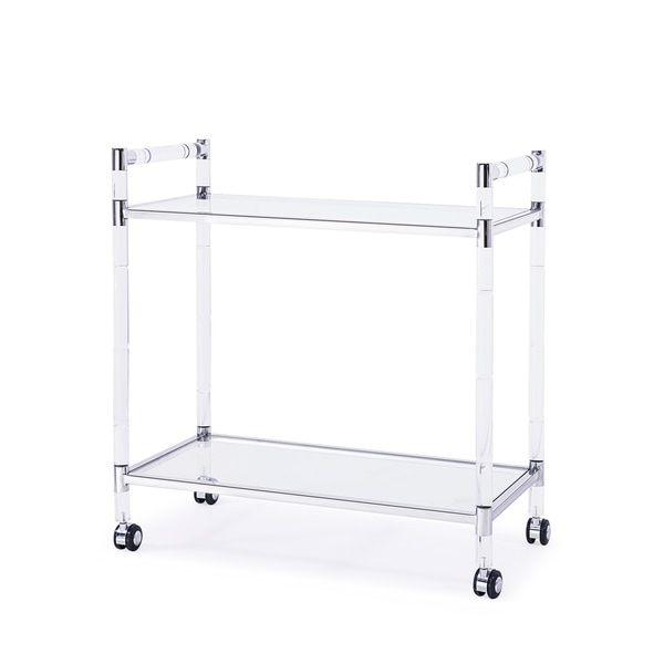 Bronson Bar Trolley, Silver