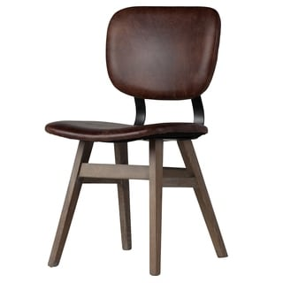 Sloan Leather Side Chair