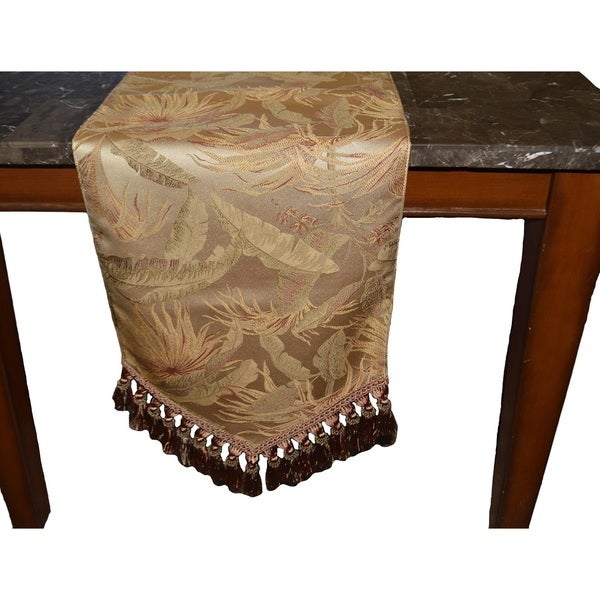 St. Tropaz Decorative Table Runner