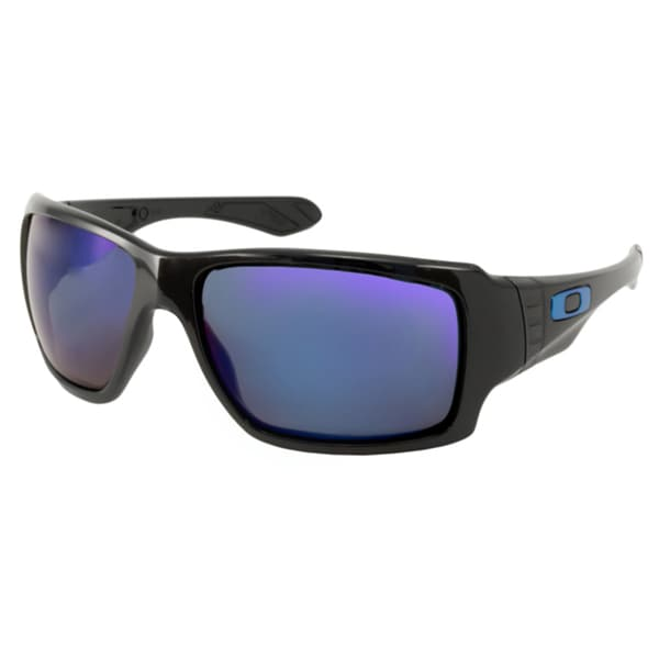 Oakley OO9173 Big Taco Men's Polarized/ Wrap Sunglasses