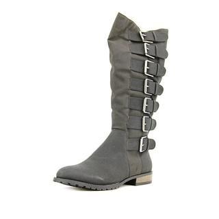 Michael Antonio Women's 'Baxley' Polyurethane Boots