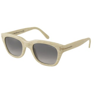 Tom Ford Women's TF237 Snowdon Rectangular Sunglasses