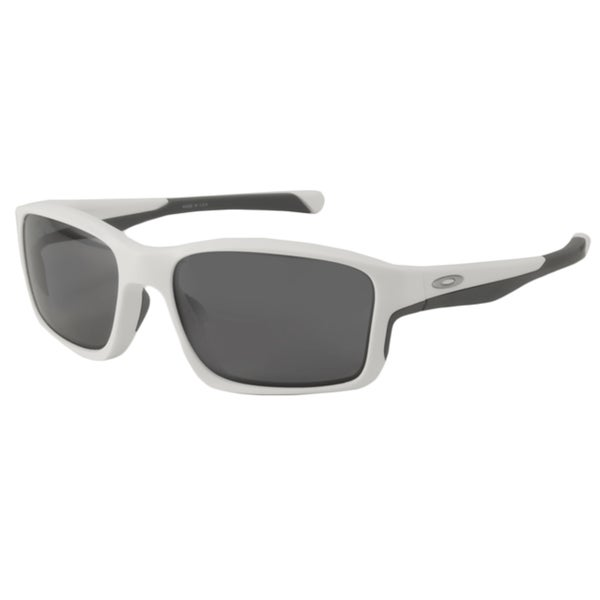 Oakley OO9247 Chainlink Men's/ Unisex Polarized/ Wrap Sunglasses