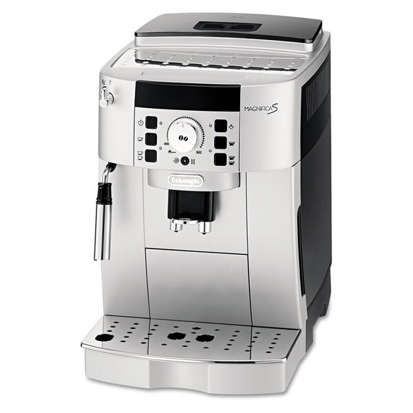 DeLONGHI Super Automatic Stainless Steel Espresso and Cappuccino Maker