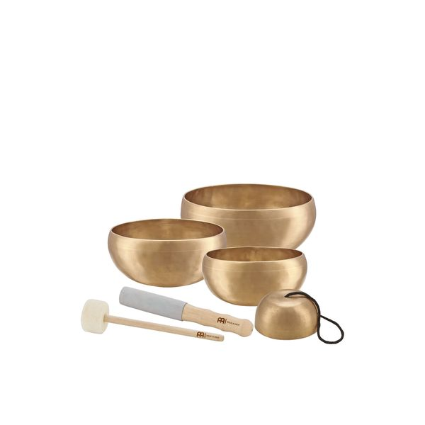 Meinl Sonic Energy SB-C-2700 Cosmos Singing Bowl Set 4 Pieces