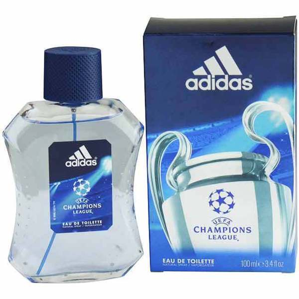 Adidas Uefa Champions League Men's 3.4-ounce Eau de Toilette Spray