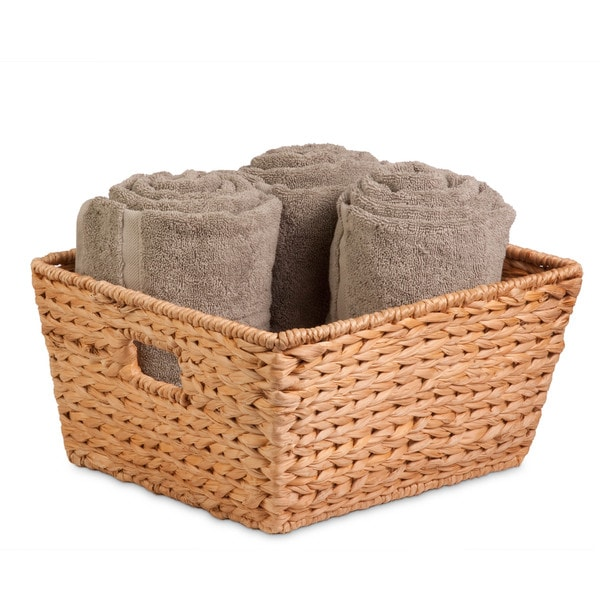 Natural Basket - Lg Square