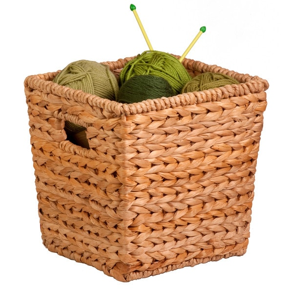 Natural Basket - Med Square