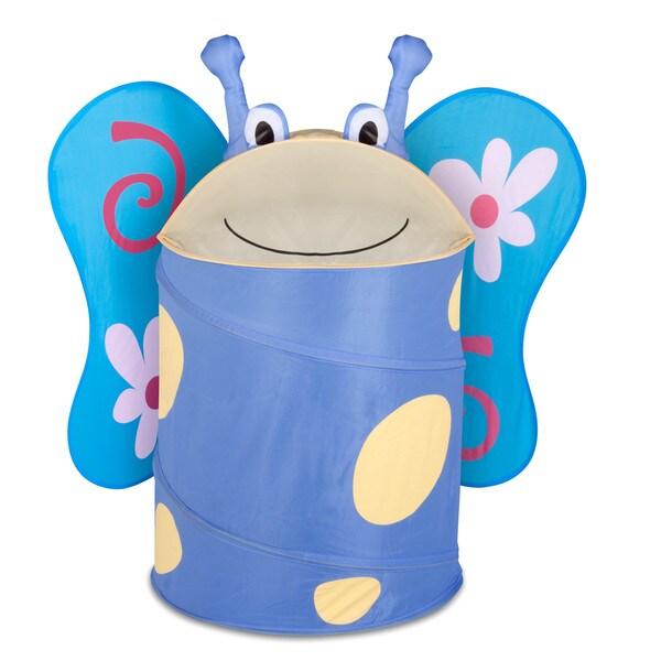 Lg Kid's Butterfly Pop-Up Hamper