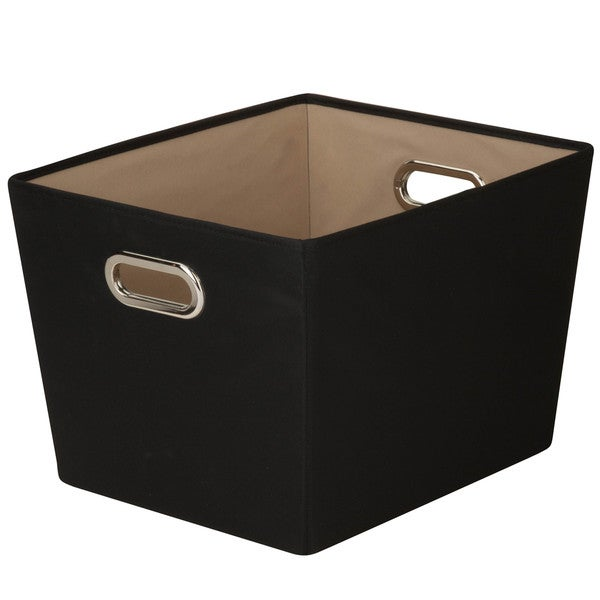 Medium Storage Bin - Black