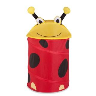 Lady Bug Pop-up Hamper - Small