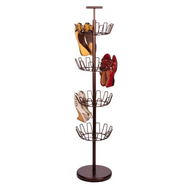 4-Tier Bronze Shoe Tree