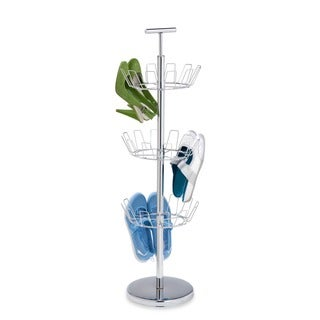 3 Tier Chrome Shoe Tree