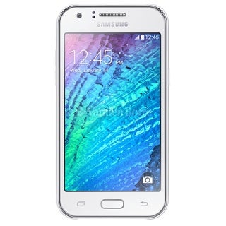 Samsung Galaxy J1 J100M 4GB Unlocked GSM 4G LTE Quad-Core Android Cell Phone - White (Refurbished)