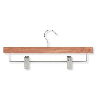 Cedar Skirt/Pant Hanger- 4pk