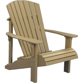 Deluxe Poly Adirondack Chair