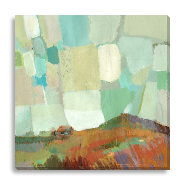 Bailey 'Plein Air III' Canvas Gallery Wrap