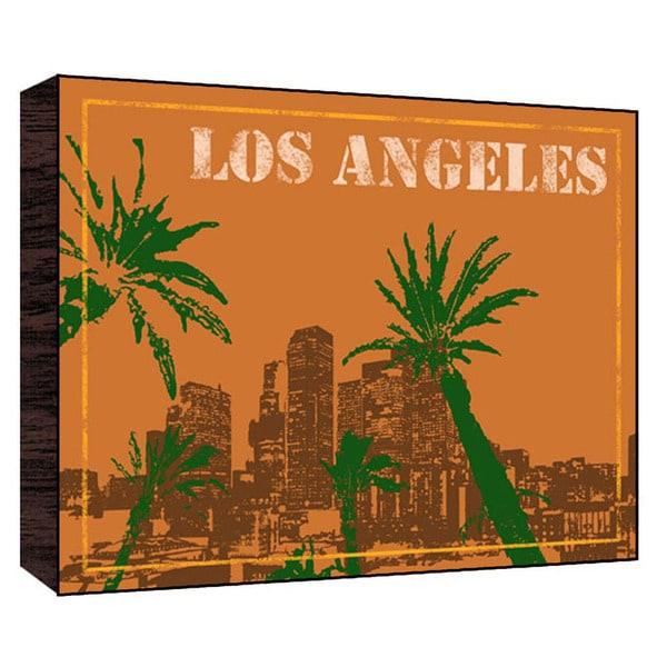 Los Angeles Wood Art