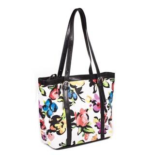 Bueno 'Lily' Vegan Leather Tote Handbag