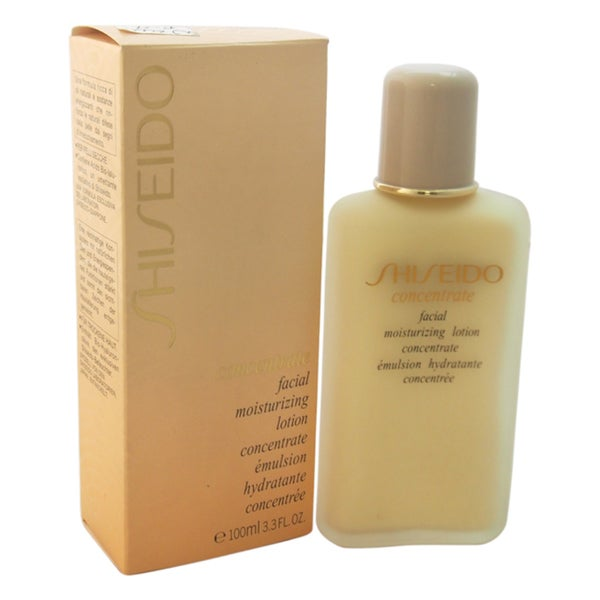 Shiseido Concentrate Facial Moisturizing 3.3-ounce Lotion