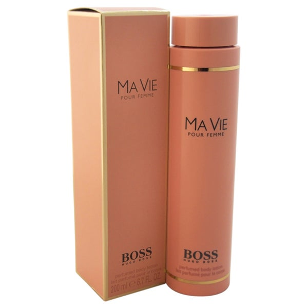 Hugo Boss Boss Ma Vie 6.7-ounce Body Lotion