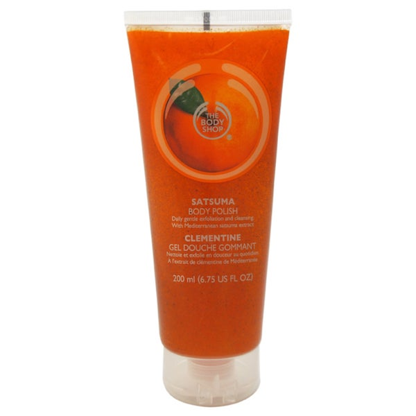 The Body Shop Satsuma Body Polish 6.75-ounce Body Polish