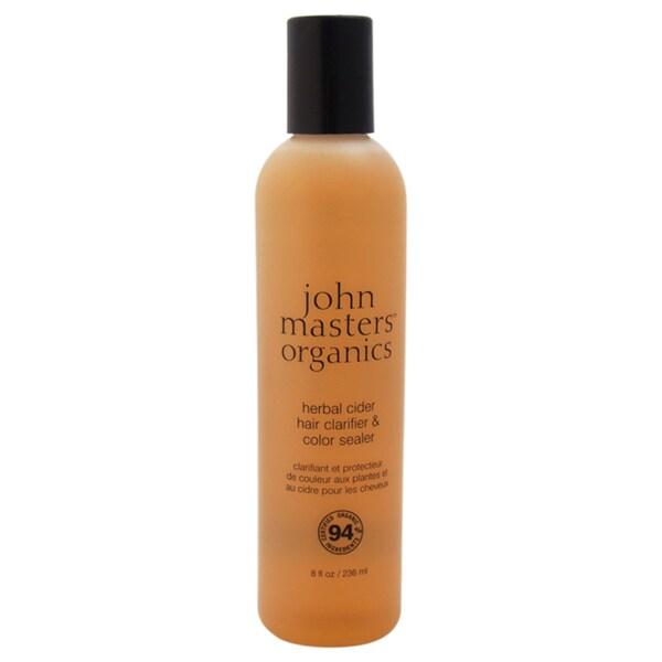John Masters Organics Herbal Cider Hair Clarifier & Color Sealer