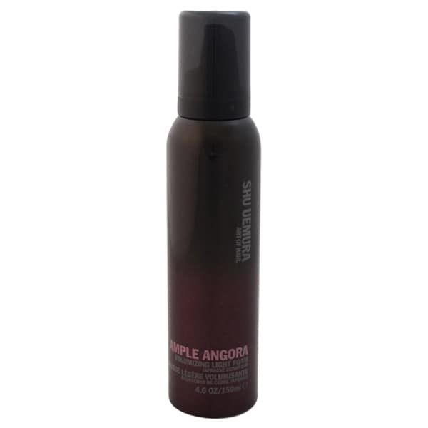 Shu Uemura Ample Angora 5-ounce Volumizing Light Foam