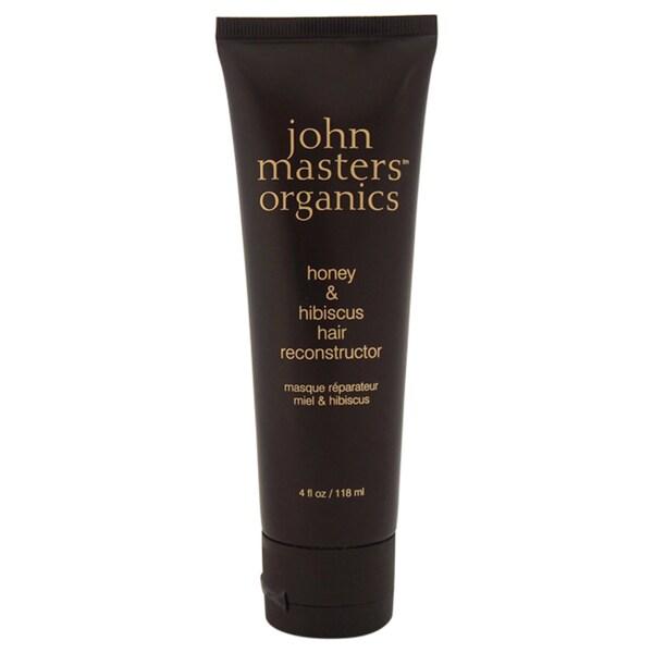 John Masters Organics Honey & Hibiscus Hair 4-ounce Reconstructor