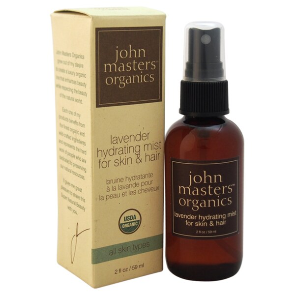 John Masters Organics Lavender Hydrating Mist