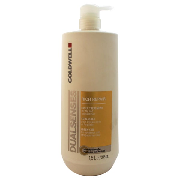 Goldwell Dualsenses Rich Repair 60 Sec 1.5 Liter Treatment
