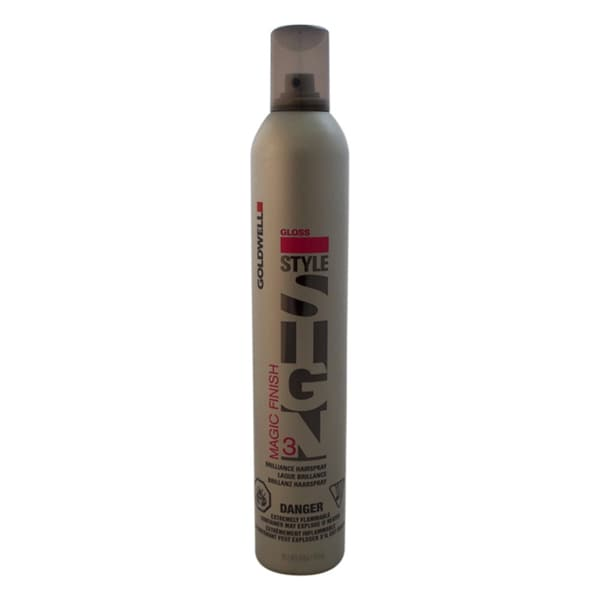 Goldwell Gloss Style Sign 3 Magic Finish Brilliance 14.5-ounce Hair Spray